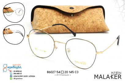 glasses MALAKER 86027 54[]20-145 C3